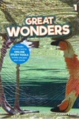 Great Wonders 1 Online Pack (Student's + Workbook + e-book)