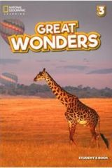 Great Wonders 3 Bundle Pack (Student's + Workbook + Companion + Look Anthology 6)