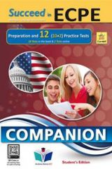 Succeed in ECPE Preparation and 12 Pr. Tests New 2021 Format Companion