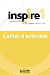 Inspire 1 Cahier (+ MP3 Pack)