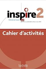 Inspire 2 Cahier (+ MP3 Pack)