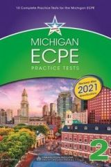 Michigan Ecpe Practice Tests 2 Student's book 2021 Format