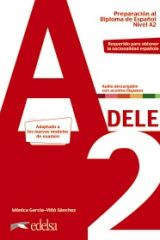 Dele A2 - Libro + Audio Cd (Ed. Grecia)