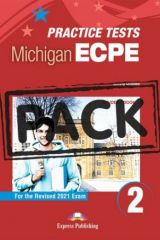 Practice Tests Michigan ECPE 2 for the Revised 2021 Exam Student's Book (with DigiBooks App)