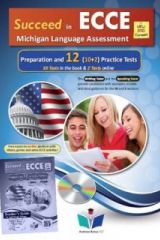 Succeed in ECCE Preparation and 12 Practice Tests 2021 Format Self Study Edition