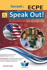 Succeed in ECPE Speak Out 2021 Format Student's book