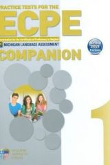 Practice Tests for the ECPE Book 1 Companion (Revised 2021 Format)
