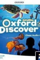 Oxford Discover 2 2nd Edition Class Audio CDs