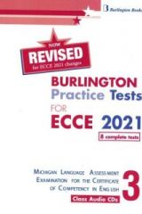 Revised Burlington Practice Tests for ECCE 2021 Book 3 Class Audio Cds
