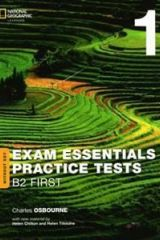 Exam Essentials Practice Tests B2 First 1 Without KEY