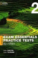 Exam Essentials Practice Tests B2 First 2 Without KEY