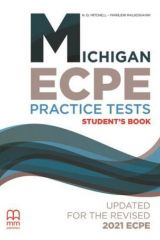 Michigan ECPE Practice Tests Student's Book Revised 2021