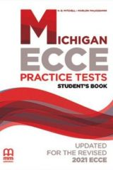 Michigan ECCE Practice Tests Student's Book Revised 2021