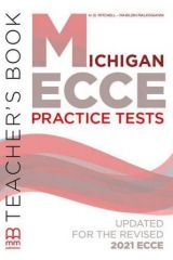 Michigan ECCE Practice Tests Teacher's Book Revised 2021