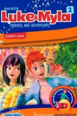 Luke & Myla 2 Teacher's book