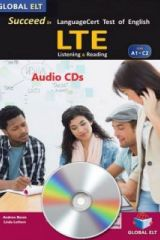 Succeed in LanguageCert Test of English LTE A1-A2 MP3 AUDIO Cds