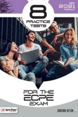 8 Practice tests for the ECPE 2021 format Student's book