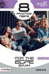 8 Practice tests for the ECPE 2021 format Teacher's book