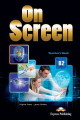 On Screen B2+ Teacher's Book (+ Writing Book & Writing Book Key)