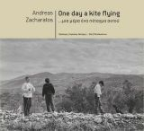 One day a kite flying