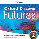 Oxford Discover Futures 2 Class Audio Cds