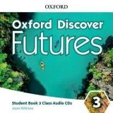 Oxford Discover Futures 3 Class Audio Cds