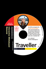 Traveller 2nd Edition Beginners DVD Interactive Whiteboard Material
