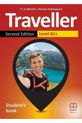 Traveller 2nd Edition B1+ Student's Book