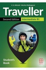 Traveller 2nd Edition Intermediate Student's Book