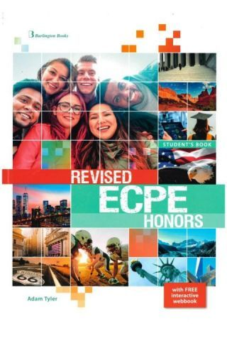 Revised ECPE Honors Student's book
