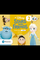 My Disney Stars and Friends 2 Student's book (+E-book +Online Resources)