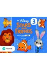 My Disney Stars and Friends 3 Student's book (+E-book +Online Resources)