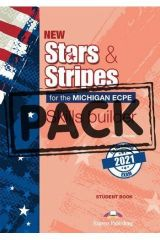 New Stars & Stripes for the Michigan ECPE for the Revised 2021 Exam Skills Builder Student's Book (with DigiBooks App)