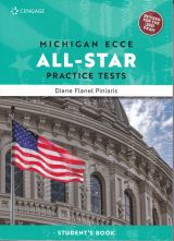 MICHIGAN ALL STAR ECCE EXTRA PRACTICE TESTS 1 SB (+ GLOSSARY) REVISED EDITION 2021