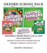 NEW THINKERS SMART PACK 1 (+LEXICAL) 2020 -04362