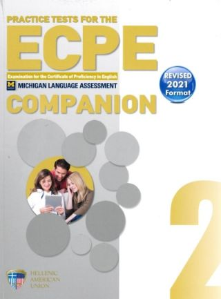 Practice Tests for the ECPE Book 2 Companion (Revised 2021 Format)
