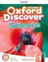 Oxford Discover Science 1 Student's book 2nd edition