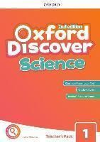 Oxford Discover Science 1 Teacher's book 2nd edition