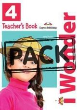 Iwonder 4 Teacher's Book (interleaved with Posters)