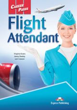 Career Paths Flight Attendant Student's Book (with Digibooks Application)