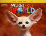 Welcome to our world 1 Workbook 2nd Edition Amer