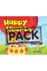 Happy Hearts Starter Pupil'S Pack (+Cd & Dvd Pal) New (Pupil'S, Songs Cd, Dvd Pal, Press Outs, Stickers)