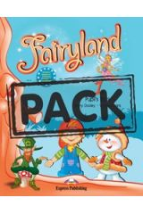 FAIRYLAND 1 PUPIL'S ie-Book PACK (GREECE) (Pupil's Book, audio CD, DVD, ie-Book)