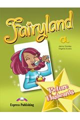 FAIRYLAND PICTURE FLASHCARDS SET a