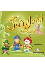 FAIRYLAND PRE-JUNIOR PUPIL'S CD