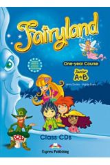 Fairyland Junior A Activity Book