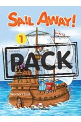 SAIL AWAY! 1 T'S (WITH POSTERS)