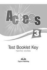 Access 3 Test Booklet Key