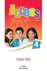 Access 4 Class Cds (Set Of 5)