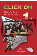 Click On 1B Student's Book With Cd